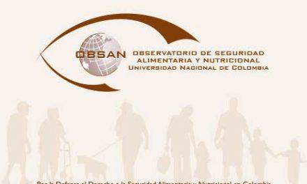 Memorias I Foro por la Defensa al Derecho a la SAN en Colombia