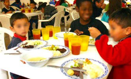 El Programa de Alimentación Escolar: robo de recursos a los más necesitados