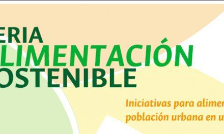 APLAZADA PRIMERA FERIA DE LA ALIMENTACIÓN SOSTENIBLE,