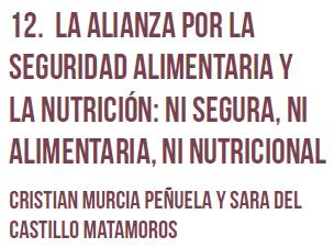 Alianza por la Seguridad alimentaria