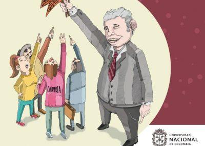 PND Pacto contra el Estado social de derecho