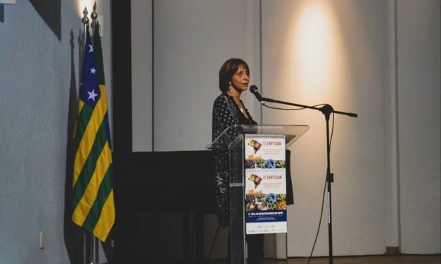 Participación en el Encontro Nacional de Pesquisa em Soberania e Segurança Alimentar e Nutricional